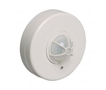 Датчик движения ИК потолочный 1100w 120-360 гр. 7м IP33 белый (ДД 024 бел.) ИЭК