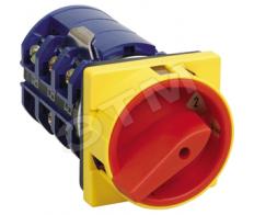 Переключатель кулачковый ПКП25-13 /У 25А откл-вкл 3Р/400В ИЭК