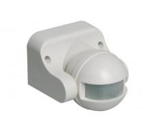 Датчик движения ИК настенный 1100w 180 гр. 12м IP44 белый (ДД 009 бел.) ИЭК