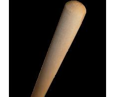 Черенок для метлы,щеток d-25мм выс/сорт