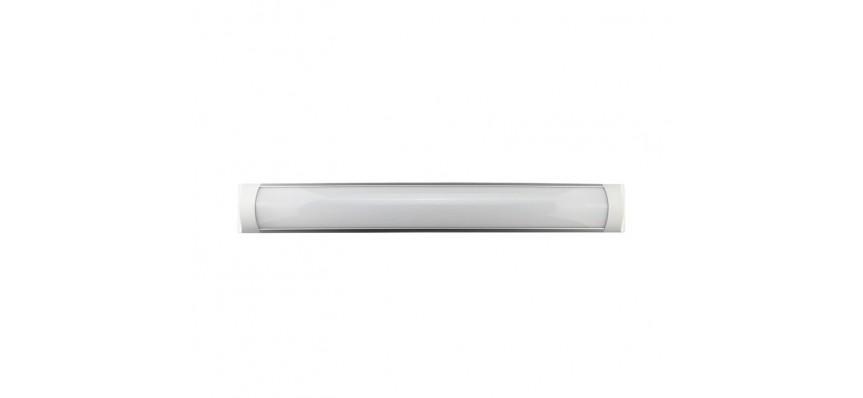 Светильник светодиодный  40Вт 3160Лм 4000К IP20 пластиковый корпус PPO-1200-SMD JazzWay