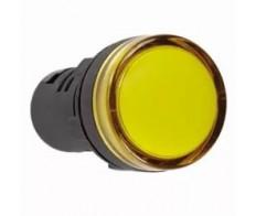 Сигн.лампа AD-22 DS(LED) матрица 12V желтая IEK