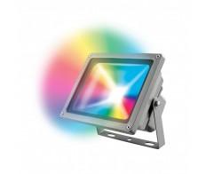 Прожектор светодиодный 30W/RGB/RC с пультом 110-240V (IP65) Uniel
