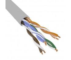 Провод витая пара UTP (КСВПВ 4x2x0,52) внутренняя TUV CERT