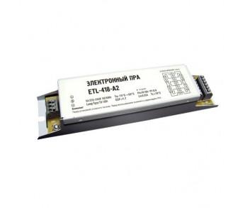 Дроссель электронный ЕВН (ETL)T8 4*18W