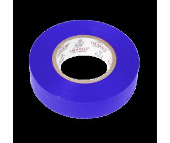 Изолента 19мм 20м синяя