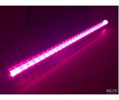 Лампа светодиодная 16Вт G13 1200 для растений  LED T8-1200-Agro-16w Jazzway