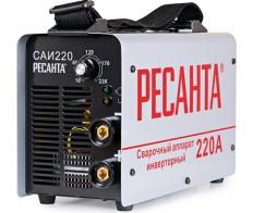 Сварочный аппарат САИ-220 65/3 220V 220А Ресанта
