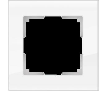 Werkel Рамка на 1 пост белый Favorit