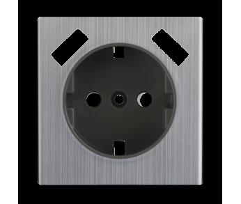 Werkel Накладка для USB розетки Глянцевый никель