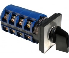 Переключатель кулачковый  ПКП32-33/О 32А на 3 положения 1-0-2 400В IEK