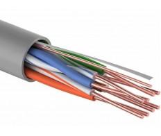 Провод витая пара UTP 4x2x0,5 5е 24AWG Rexant