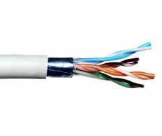 Провод витая пара FTP 4x2x0,52 (экран) Cembird