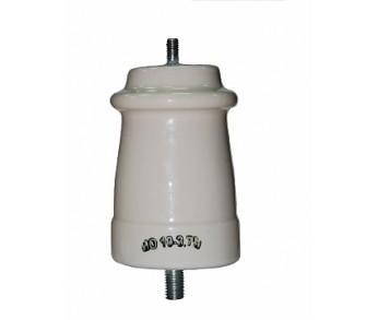 Изолятор опорный ИО-10-3,75 УЗ, внутр.установка, штырь М8/штырь М10, АФЗ