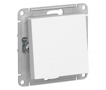 ATLASDESIGN Выключатель 1кл. (сх.1) 10AX белый (10шт/упак)