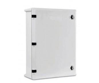 Шкаф распределительный композитный ШРК 600*800*220мм KAZ COM
