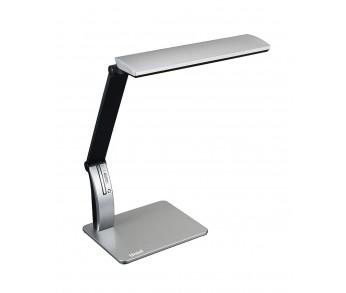 Светильник настольный 8W с димером 5000К 546Lm USB порт Серебристый Uniel