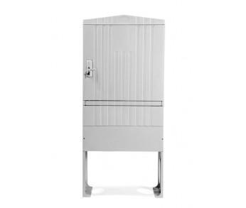 Шкаф распределительный композитный ШРК 600*1770*325мм KAZ COM