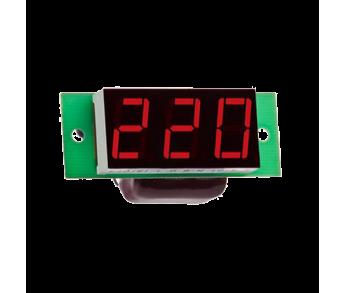 Вольтметр переменного тока Вм-19 220v DigiTOP