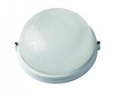 Светильник 1101 белый круг