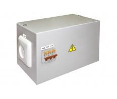 Ящик с понижающим трансформатором ЯТП-0,25 220/12-2 36 УХЛ4 IP30 ЭЛТИ