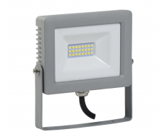 Прожектор светодиодный 20w ДО 6500К 1600Лм IP65 сер. IEK