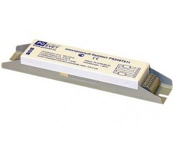 Дроссель электронный PS418T811 T8 4*18W ПОСВЕТ