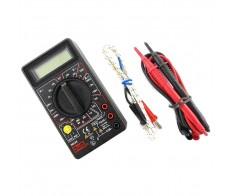 Мультимметр напряжения М-838 звук. температура Universal IEK