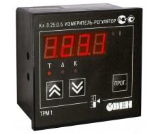 Измеритель-регулятор одноканальный ТРМ1-Щ1 У.Р.