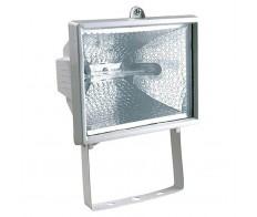 Прожектор галогенный ИО-500Вт симметричный белый ИЭК