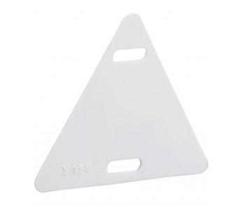 Бирка маркеровочная У136 (треугольная)