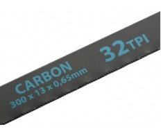 Полотна для ножовки по металлу 300мм, 32TPI Carbon GROSS