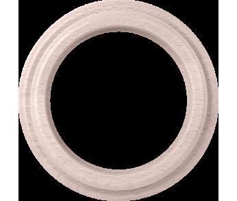 Werkel Рамка 1 пост белёный дуб Legend