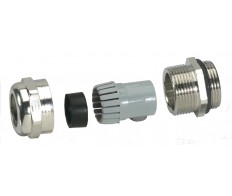 Сальник PG 16 (9-13мм) IP68 металл. Fortisflex