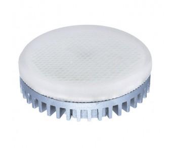 Лампа светодиодная 10W GX53 5000K 840Лм 230V Jazzway