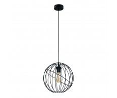 Светильник подвесной в стиле Лофт 1626 Orbita чёрный TK Lighting