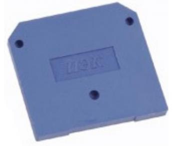Заглушка для ЗНИ 10мм2 (JXB70A) синий IEK