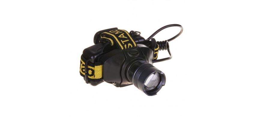 Фонарь светод. налобный Expert 3W 3 режима 150м Elektrostandard