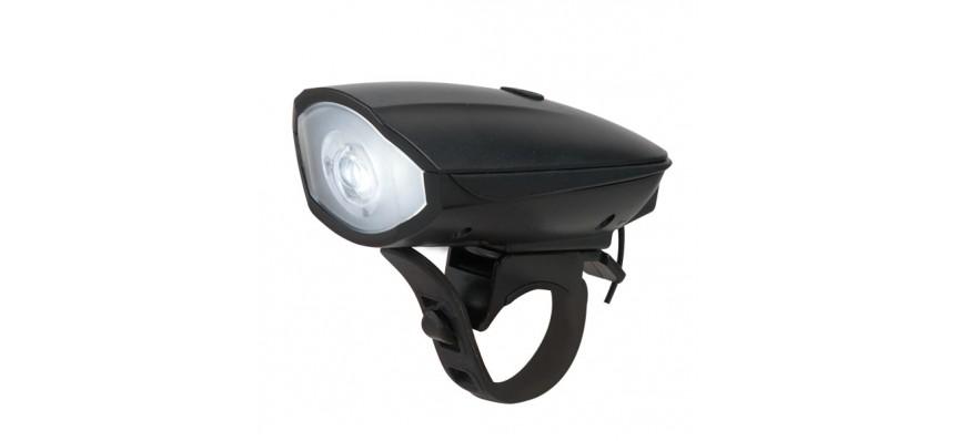 Фонарь велосипедный со звонком аккум. Speaker FL30 3W Elektrostandard
