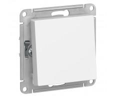 ATLASDESIGN Переключатель перекрёстный 1кл. (сх.7) 10AX белый (20шт/упак)