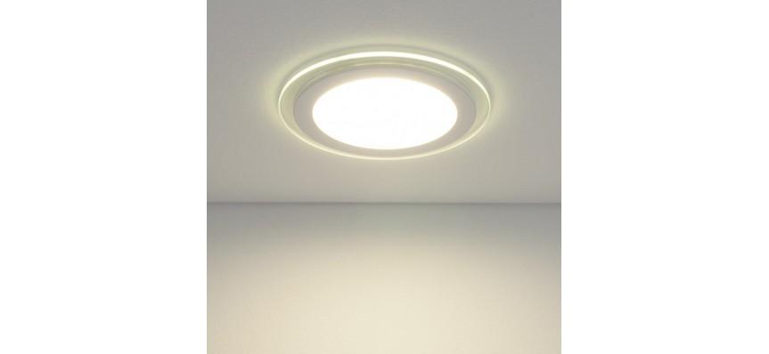 Светильник точечный светодиодный DLKR160 4200К 12W 4200К Elektrostandart