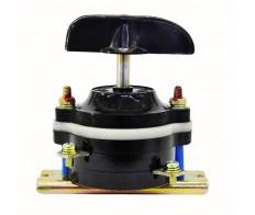 Пакетный выключатель ПВ 2-16 исп.3 крепление на зад.панель (16А/220,10А/380) Электротехник