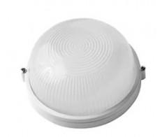 Светильник 1301 белый малый круг.