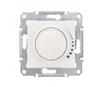 Sedna Диммер поворотно-нажимной 60-500Вт/ВА индуктивный бел.