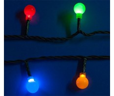 Гирлянда светод. 100 Led 8м разноцветная IP20