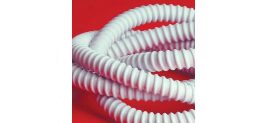 Труба армированная гибкая ПВХ ⌀28мм (30м) DKC