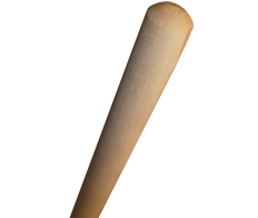 Черенок для мотыги d 32 мм (бук) В/с
