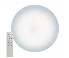Светильник светодиодный ULI-D214 96W димируемый с эффектом Звёздное небо SATURN UNIEL
