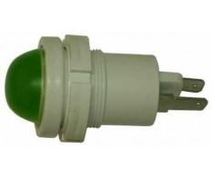 Сигнальная лампа СКЛ12-2-220 зеленая