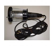 Светильник переносной НРП-01 60Вт  5м IP54 (с решеткой)